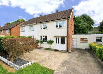 Thumbnail 3 bed semi-detached house for sale in Longs Way, Wokingham, Berkshire