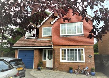 Thumbnail 4 bedroom detached house for sale in Hendon Road, Bordon