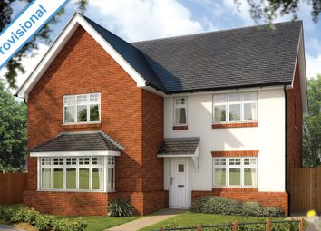 "Thumbnail 5 bedroom detached house for sale in ""The Arundel"" at Matthewsgreen Road, Wokingham"