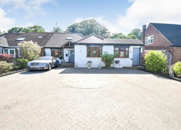 Thumbnail 3 bed semi-detached bungalow for sale in The Meadows, Ingrave, Brentwood, Essex