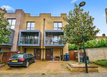 Thumbnail 3 bed town house for sale in Sir Alexander Close, Acton