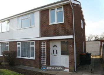 Thumbnail Room to rent in Penlee Close, Beford