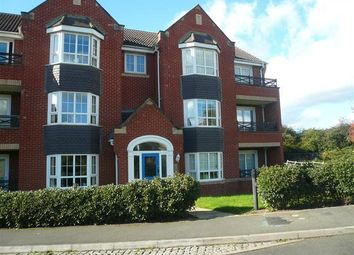 Thumbnail 2 bed flat to rent in Abbots Way, Kettering