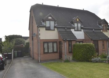 Thumbnail 2 bed town house for sale in The Pemberton, Broadmeadows, South Normanton, Alfreton