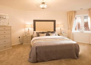 Thumbnail 2 bed flat for sale in Middlewich Road, Elworth, Sandbach