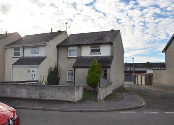 Thumbnail 3 bed property for sale in Bro Tudur, Llangefni