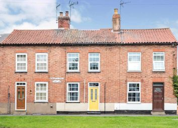 Thumbnail 2 bed terraced house for sale in Newcastle Street, Tuxford, Newark