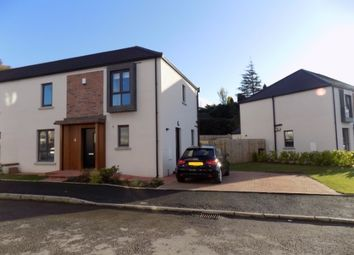 Thumbnail 3 bedroom semi-detached house to rent in Quay Meadows, Lisburn