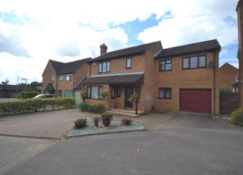 Thumbnail 4 bed property for sale in Thurlow Close, Norwich