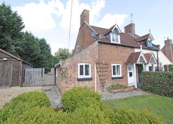 Thumbnail 3 bed semi-detached house for sale in Kirkby Underwood Road, Aslackby, Sleaford