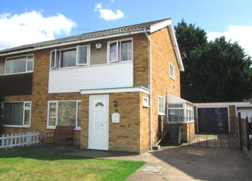 Thumbnail 3 bed semi-detached house for sale in All Saints Way, Sandy