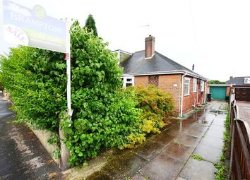 Thumbnail 2 bed semi-detached bungalow for sale in Fearns Avenue, Bradwell, Newcastle