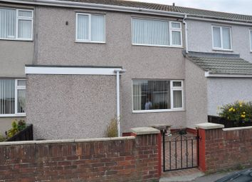 Thumbnail 3 bed property to rent in Ffordd Beibio, Holyhead