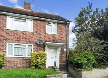 Thumbnail 1 bed maisonette for sale in Churchill Avenue, Chatham, Kent