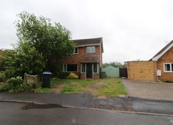 Thumbnail 3 bed semi-detached house to rent in Bishops Itchington, Southam