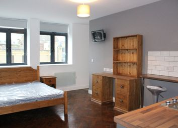 Thumbnail Studio to rent in Commercial Street, Sheffield
