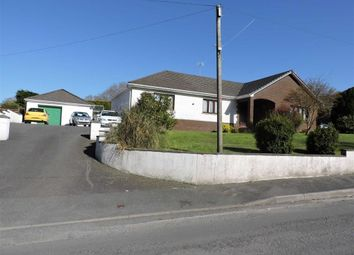 Thumbnail 3 bedroom detached bungalow for sale in Glanduar, Llanybydder