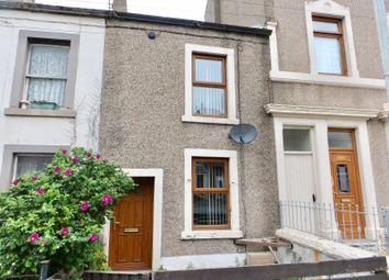 2 bed terraced house for sale in Church Road, Harrington, Workington CA14