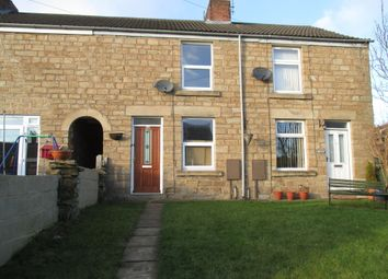 Thumbnail 2 bedroom terraced house to rent in High Street, New Whittington, Chesterfield