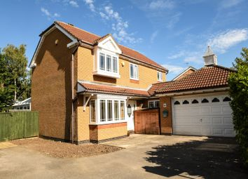 Thumbnail 4 bed detached house for sale in 20 Oak View, Dunholme, Lincoln