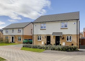 Thumbnail 2 bedroom semi-detached house for sale in Frankfield Loch, Stepps