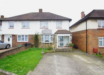 Thumbnail 3 bed semi-detached house for sale in Tyrrell Avenue, Welling, Kent