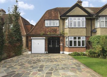 Thumbnail 4 bed semi-detached house for sale in Eastcote Road, Ruislip