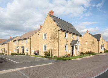 "Thumbnail 4 bedroom detached house for sale in ""Cornell"" at Field Close, Longworth, Abingdon"