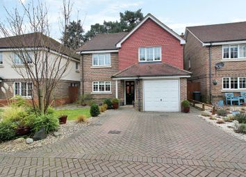 Thumbnail 4 bed detached house for sale in Birch Tree Gardens, East Grinstead