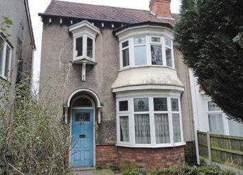Thumbnail 3 bed semi-detached house for sale in Goosemoor Lane, Erdington, Birmingham, West Midlands
