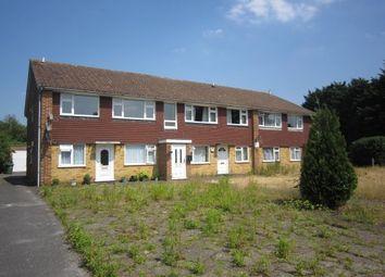 Thumbnail 2 bed maisonette to rent in Harvel Crescent, London