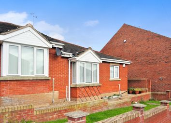 Thumbnail 1 bed semi-detached bungalow for sale in Rockingham Court, Belgrave Road, Barnsley