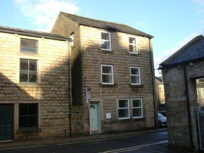 Thumbnail 2 bed flat to rent in 25 Dale Stone Mill, Todmorden
