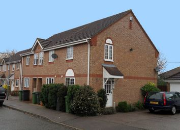 Thumbnail 2 bed end terrace house to rent in Jasmine Court, Attleborough