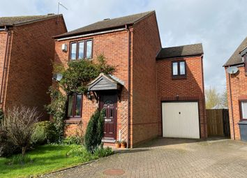 Thumbnail 4 bed detached house for sale in The Furrows, Southam