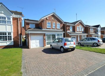 Thumbnail 4 bed detached house for sale in Charwelton Drive, Strawberry Fields, Rugby, Warwickshire