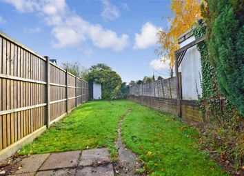 Thumbnail 2 bed end terrace house for sale in Park Road, Sittingbourne, Kent