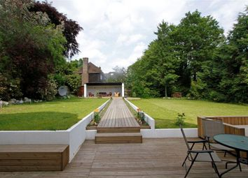 Thumbnail 7 bed detached house to rent in Warren Road, Coombe Hill