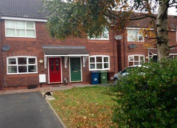 Thumbnail 2 bed mews house to rent in Dickson Road, Stafford