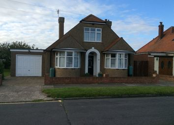 Thumbnail 3 bed detached house to rent in Cliff Road, Holland On Sea