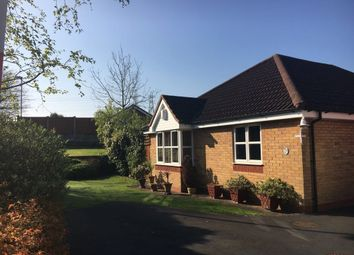 Thumbnail 2 bed detached bungalow for sale in Heron Close, Packmoor, Stoke-On-Trent