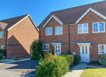 Thumbnail 3 bed semi-detached house to rent in Holmes Road, Riverdown Park, Salisbury