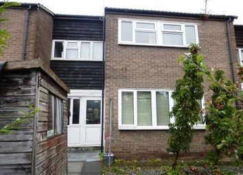 Thumbnail 3 bed terraced house to rent in Sherwin Walk, Nottingham
