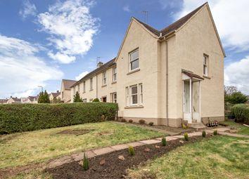 Thumbnail 2 bed end terrace house for sale in 45 Hope Park Crescent, Haddington
