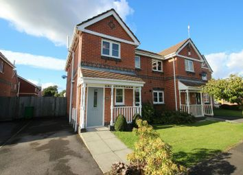 Thumbnail 3 bed semi-detached house for sale in Kerscott Road, Wythenshawe, Manchester