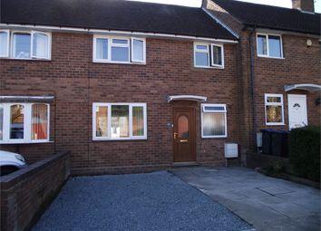Thumbnail 3 bed terraced house to rent in Berrowside Road, Shard End, Birmingham