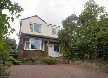 Thumbnail 3 bed detached house for sale in Newcastle Lane, Penkhull, Stoke-On-Trent
