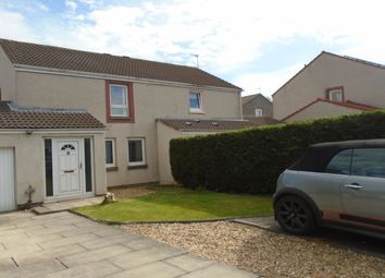 Thumbnail 2 bed semi-detached house to rent in Kippielaw Drive, Easthouses, Dalkeith