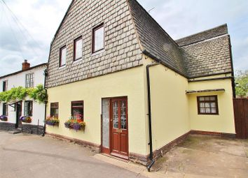 Thumbnail 4 bed cottage for sale in Station Road, Cropston, Leicestershire