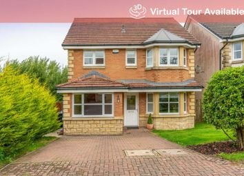 Thumbnail 4 bed detached house for sale in Leyland Avenue, Hamilton